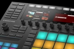 Maschine MK3 finger tip Power House