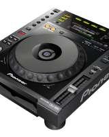 PIONEER - CDJ850-K (BLACK)