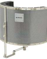 Citronic microphone arc screen