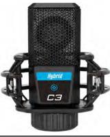 Hybrid C3 condenser mic